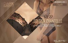 Προϊόν 333 | Γυναικείο Σουτιέν Chantelle D CUP/E CUP