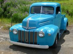 1947 Ford Pickup Truck.