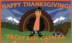 Happy Thanksgiving from KEH Camera!