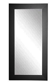 American Made Rayne Black Satin Wide 30.5 x 65.5 Floor Mirror Rayne Mirrors http://smile.amazon.com/dp/B00HWKM7NY/ref=cm_sw_r_pi_dp_eEqowb11HV7JB