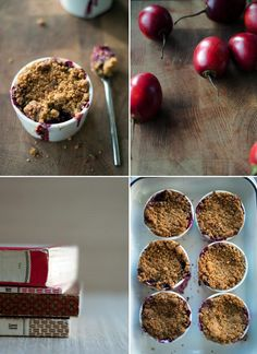 Tamarillo Crumble – Cooking Blog – Find the best recipes, cooking and food tips at Our Kitchen.