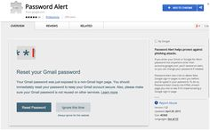 On Wednesday Google had introduced a free extension for the Chrome browser which provides great protection for Google Accounts that includes email, against online attackers who are intended to steal passwords and other personal information.