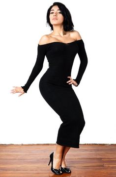 Amazon.com: Calf Length Sexy Cocktail Party Dress by KD dance, Fashionable & Discreetly Sexy & Elegant, Stretch Knit Soft, Cozy & Warm Made In NYC USA: Clothing