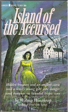 """""""Island of the Accursed"""" Wilma Winthrop"""
