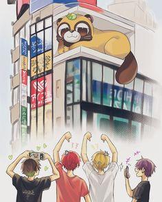 Haikyuu, Anime, Fair Grounds, Memes, Illustration, Meme, Cartoon Movies, Illustrations, Anime Music