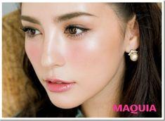 Image title J Makeup, Fair Skin Makeup, Bridal Makeup, Wedding Makeup, Makeup Cosmetics, Beauty Makeup, Makeup Looks, Beauty Tips, Asian Eye Makeup