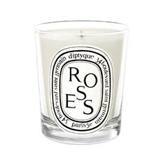 Diptyque Rose Candle Get Leashed has never met a girl who doesn't like the smell of roses. Light up this candle for a night of romance and you'll have her thinking you've got a dozen roses hiding somewhere. / Burns up to 60 hours Pierre Frey, Mini Candles, Small Candles, Diptyque Candles, Scented Candles, Kwanzaa, Saint Germain, Bougie Rose, Candles Online