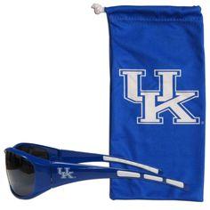 Kentucky Wildcats Sunglass and Bag Set