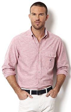 Oxford Shirt $55.00 Nautica