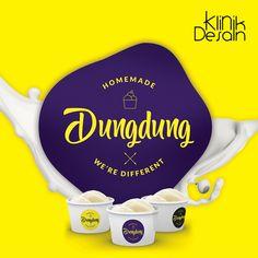 Dung Dung Ice Logo Design Ice Logo, Logo Design, Logos, Ice Cream Logo, Logo, A Logo