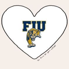 I'm very true to FIU!! I love being a Panther!