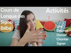 Cours Langue des Signes bébé : les activités Signs, Vulnerability, Communication, Cancer, Children, Baby Language, Learn Sign Language, Study Tips, Young Children