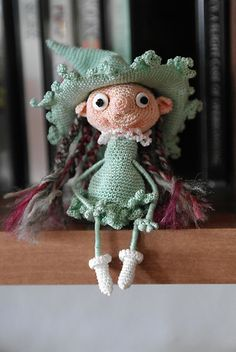 Ravelry: Project Gallery for 064 Doll Marie Christmas tree pattern by LittleOwlsHut