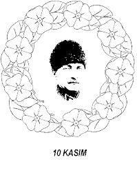 23 Nisan Boyama Ile Ilgili Görsel Sonucu Atatürk Ve çocuk
