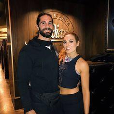 Seth Rollins, Seth Freakin Rollins, Becky Lynch Instagram, Wwe Couples, Rebecca Quin, Kicker, Cm Punk, Royal Rumble, Female Wrestlers