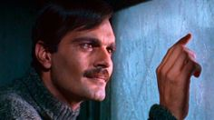 Omar Sherif is pictured in a scene from the 1965 film Doctor Zhivago. (Credit: Metro-Goldwyn-Mayer Studios)
