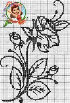 Cross Stitch Pillow, Cross Stitch Rose, Cross Stitch Flowers, Cross Stitch Charts, Cross Stitch Designs, Cross Stitch Patterns, Crochet Patterns, Blackwork Embroidery, Hand Embroidery Stitches