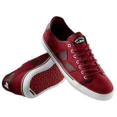 size 40 e2267 aa7a3 Macbeth James Mens Shoes Red  Ox Blood  Synthetic Leather  Vegan