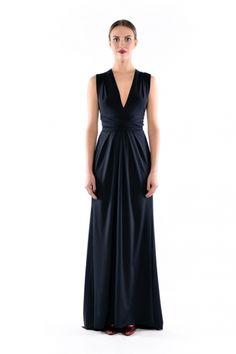 Creative Dress Maxi - Multistylizacyjna suknia - Wiele sukienek w jednej Blond, Forget, One Shoulder, Formal Dresses, Fashion, Dresses For Formal, Moda, Formal Gowns, Fashion Styles