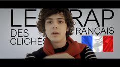 Le rap des clichés français
