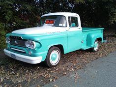 For Sale 1965 Dodge Stepside | ... Accelero Blog: When trucks were really simple 1960 Dodge D100 pickup
