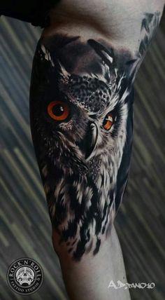 Owl Eye Tattoo, Owl Tattoo Drawings, Tattoo Henna, Anklet Tattoos, Tattoo Rings, Tatoos, Star Tattoos, Body Art Tattoos, Sleeve Tattoos