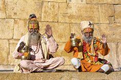 Duchowe przeżycia w Indiach
