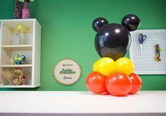decoração-com-balões-mickey