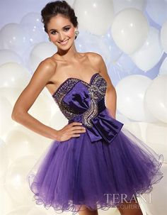 Terani P696 at Prom Dress Shop