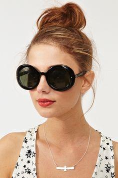 Lola Circle Sunglasses