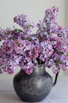 Lilac- favorite spring smell