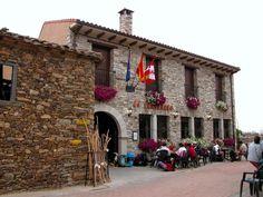 Albergue de peregrinos El Caminante, Santa Catalina de Somoza, #León #CaminodeSantiago