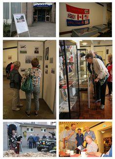 In het weekend van 14 september 2014 was er in dorpshuis D'n Bond een tentoonstelling over de Tweede Wereldoorlog met behulp van Rob Hopmans. Tijdens de tentoonstelling werd het boek 'Veldhoven-Dorp in Oorlogstijd' gepresenteerd. Het telt 162 pagina's en is rijk geïllustreerd. Het is voor € 12,50 te koop in D'n Bond, bij Bruna in het City-centrum en bij de VVV in de bibliotheek op het Meiveld.