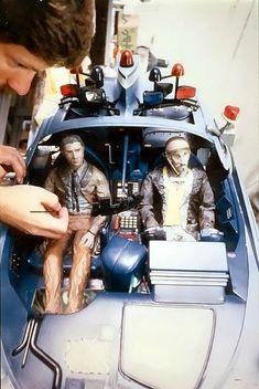 Blade Runner Spinner, Sean Young, 1980s Films, Sf Movies, Blade Runner 2049, Sci Fi Models, Ridley Scott, Runners World, Science Fiction Art
