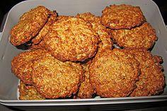 Gesunde Kekse