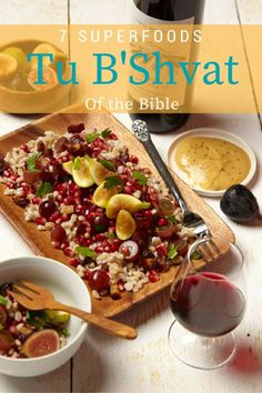 15 Recipes for Tu B'Shvat. All the recipes for a delicious Tu B'Shvat feast