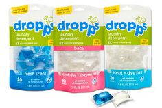 Enter for your chance to win a pouch of Dropps in the winner's choice of product and scent.  http://lifeinthelostworld.com/2013/01/when-innovation-meets-clean-you-get-dropps-review-and-giveaway-ends-25/#