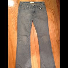 Paper Denim and Cloth Bootcut Jeans Paper Denim and Cloth Bootcut Jeans. A little wear on the heel. paper denim and cloth Jeans Boot Cut