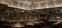 Berners Tavern Soho Hotel, Ace Hotel, London Hotels, London Restaurants, Romantic Restaurants, British Restaurants, Edition Hotel, Yabu Pushelberg, Gordon Ramsay