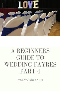 The final part of the beginners guide to Wedding Fayres, looks at what to do once you get home, after you've put the kettle on of course!