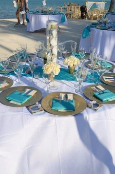 1000 Images About Turquoise And White Party On Pinterest