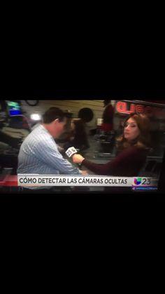 spyworldmiamiVisita de Noticiero Univision a Spy World Miami, Diana montano, entrevistando a Steve Gonzalez, Director General de Spyworldmiami #univision #miami#miamibeach #spystore #spygps #spy#dianamontaro #noticias #noticierounivision#coralgables #noticias #español #castellano #latino