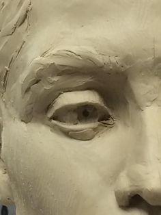 Pin by Lori Tilkin on Ceramic art Ceramic sculpture figurative Sculpture techniques Pottery sculpture - Pin by Lori Tilkin on Ceramic art in 2019 - Sculptures Céramiques, Art Sculpture, Pottery Sculpture, Ceramic Sculptures, Sculpture Ideas, Pottery Painting Designs, Pottery Art, Ceramic Pottery, Slab Pottery