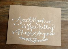 Hand Lettering  Unique Calligraphy by HandSweetHome on Etsy, $3.00