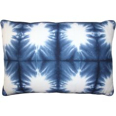 Let this cotton pillow's tie-dye design lend a boho touch to your favorite arm chair, or pair it with other bold designs to give the living room sofa an eye-...