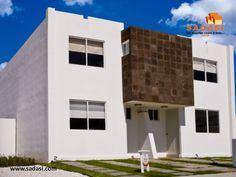 #lasmejorescasasdemexico LAS MEJORES CASAS DE MÉXICO. El modelo de vivienda SAN ARTURO 3R, lo podrá adquirir en nuestro fraccionamiento Hacienda Viñedos. Esta bonita casa está acondicionada con sala, comedor, cocina, cuarto de TV, 3 recámaras, 3 baños completos, patio de servicio y cajón de estacionamiento. En Grupo Sadasi, le invitamos a conocer nuestros desarrollos en Guanajuato, donde le encantará vivir. mgmendozaz@sadasi.com