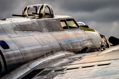 """Boeing Flying Fortress ~ """"The Liberty Belle"""" by Chris Buff ~ BFD Military Jets, Military Aircraft, Ww2 Aircraft, Aircraft Photos, Nose Art, Aviation Art, Battleship, World War Two, Wwii"""