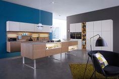 TOPOS | STONE › Holz › Modern Style › Küchen › Küchen | Marken ... | {Einbauküchen modern 28}