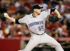 roy halladay blue jays Toronto Blue Jays, Athletes, Baseball, Sports, Hs Sports, Sport