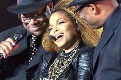 Janet Jackson Gets an On-Stage Surprise Celebrating Her No. 1 Album | Billboard